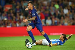 Barca reserves cruise towards Cup last 16
