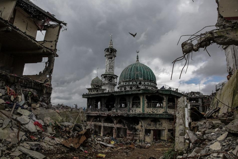 Rehabilitasyon sisimulan na 2 taon matapos ang Marawi siege