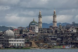 Marawi after war