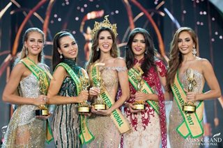 PH bet is Miss Grand International second runner-up