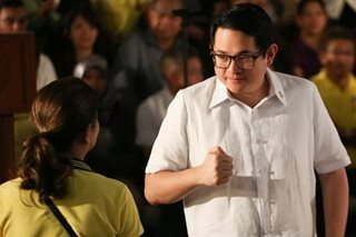 Bam Aquino wants tax reforms frozen, fuel excise taxes amended