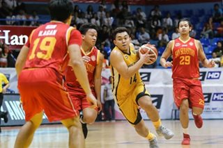 JRU, San Sebastian battle as NCAA semis officially begin
