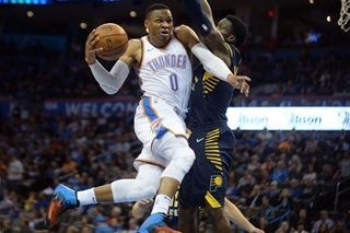 Westbrook, Thunder rattled after mysterious flight damage