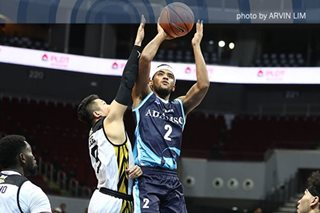 Adamson's Ahanmisi gets Player of the Week nod