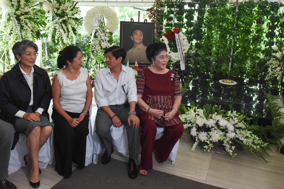 De Lima slams Marcos on 2nd anniversary of hero's burial 1