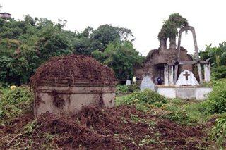 100-taong sementeryong bahagi ng UNESCO heritage site sa Ilocos, isasaayos