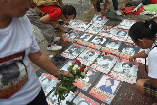 PH moves to delist over 600 cases of 'desaparecidos' from United Nations