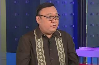 'Hollow blocks' threat meant to assure DDS, says Roque