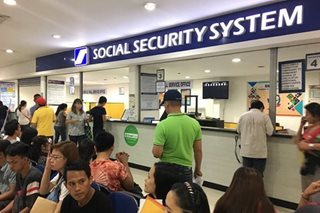 SSS: Remaining P1,000 pension hike out in 2020 at earliest