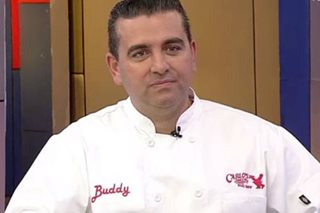 Here's some work advice from 'Cake Boss' Buddy Valastro