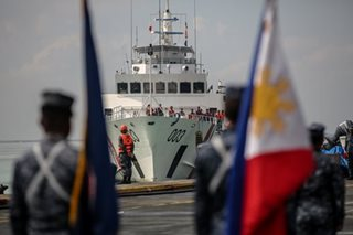 PH Coast Guard to protect fishermen in Reed Bank