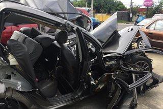 PDEA agent, 1 pang kasama patay sa aksidente sa La Union