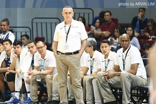 Coach Baldwin downplays possible UAAP elims sweep for Ateneo