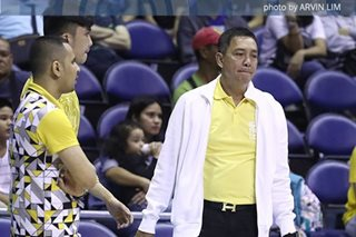 Sablan downplays potential winless season for UST
