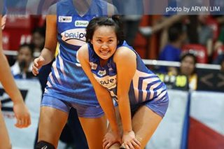 Grethcel Soltones slapped with one-year suspension by PSL