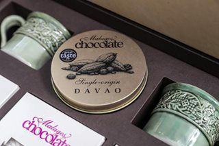 Davao chocolates from Honeylet Avanceña await ASEAN spouses