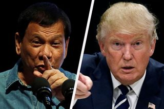 Duterte invited to attend US-ASEAN summit in Las Vegas