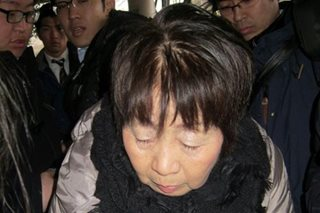Japan's 'Black Widow' to hang for murder