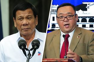 Roque's future uncertain under Duterte administration