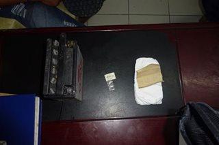 Barbero arestado sa pagnanakaw ng baterya ng traysikel