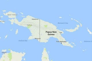 Magnitude 6.5 quake hits Papua New Guinea - USGS