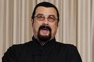 Action star Steven Seagal hit by harassment allegations