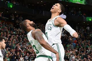 NBA: Banged-up Boston stretches win streak to 11