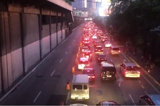 ASEAN lanes nananatili sa EDSA northbound