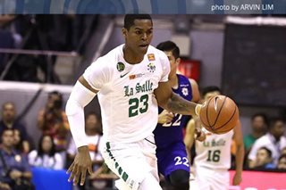 For second straight year, 'Big Ben' is UAAP MVP