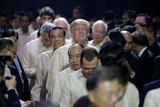 ASEAN Gala arrival