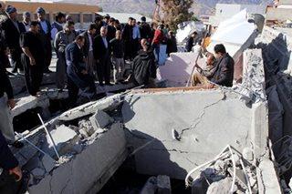 Iran hunts for survivors as quake kills 300 near Iraq border