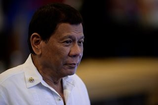 5 more government officials on Duterte's chopping block
