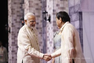 Duterte eyes cheap medicine from India