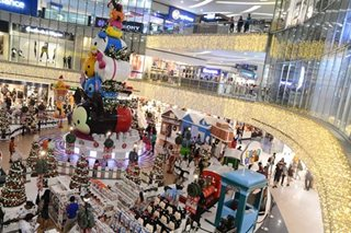 PNP urges malls, businesses to beef up security for holiday season