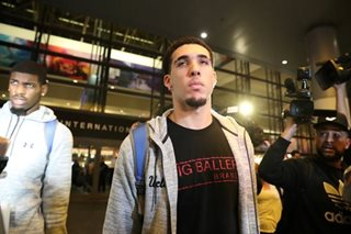 Report: LiAngelo Ball declares for 2018 draft