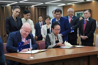 Philippines, New Zealand sign education agreement