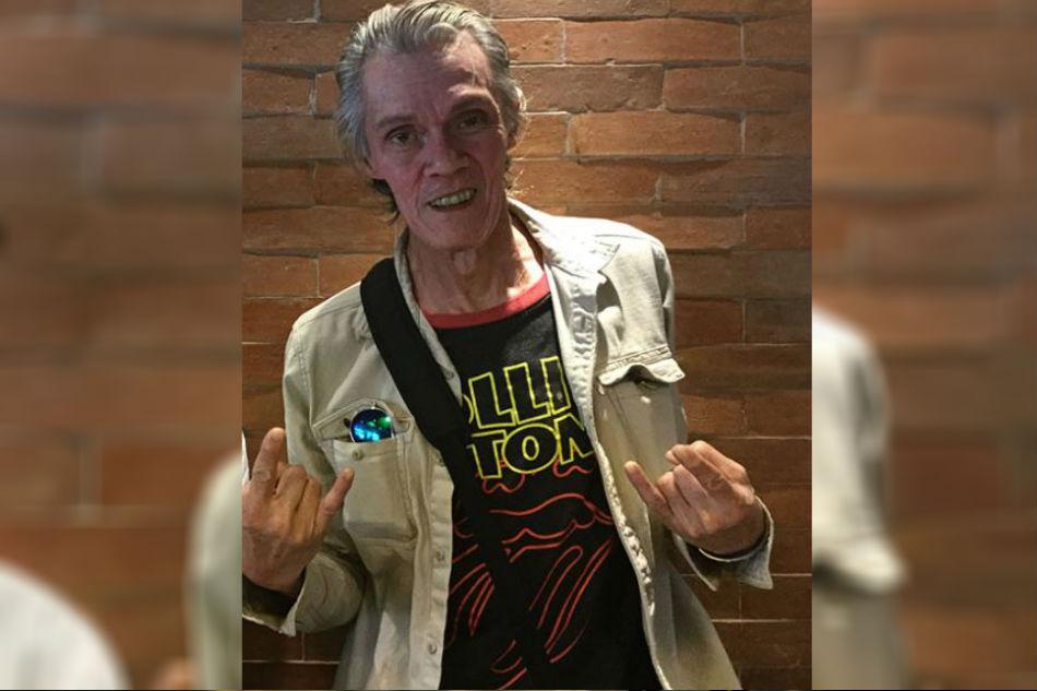 Pepe Smith nasa ospital matapos makaranas ng stroke