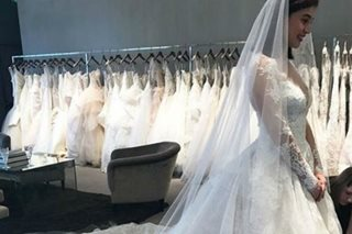 Monique Lhuillier shares story behind Anne Curtis' wedding gown