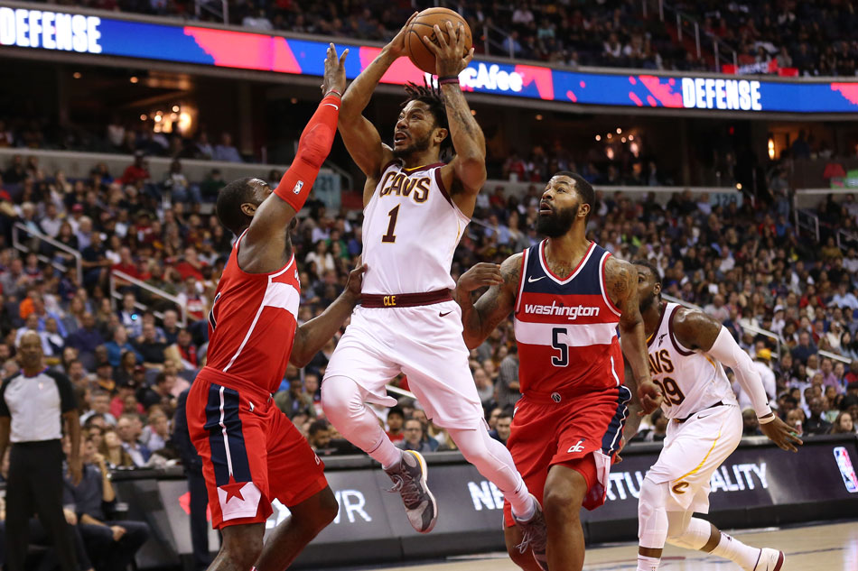 Cavs guard Rose out at least two more weeks