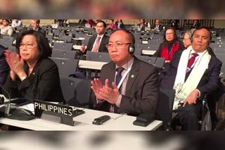 PH to speed up climate fight after cliffhanger Climate Talks in Bonn
