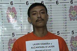 'No. 1 most wanted' ng Taguig City, arestado