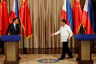 China, inalok ni Duterte na maging 3rd telco provider sa Pilipinas