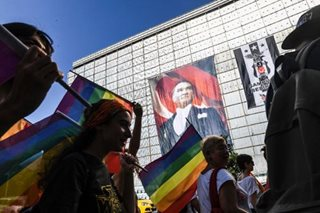 Turkey bans all LGBTI events across Ankara province