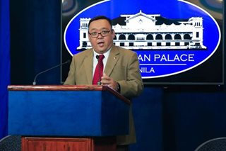 Palace says no 'red-baiting,' security laws to apply to leftists