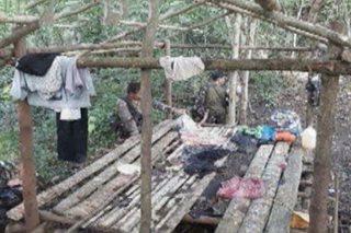 Kuta ng BIFF sa North Cotabato, nakubkob ng militar