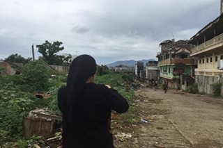 EXCLUSIVE: Destruction greets local officials in Marawi ground zero