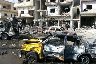 Car bomb blast kills eight in Syria's Homs: monitor