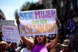 Latin America is world's most violent region for women: UN