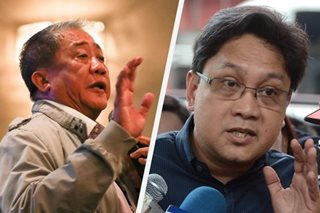 'Surprised' Tugade denies hand in rail undersecretary's resignation