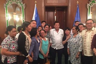 Duterte vows justice for Maguindanao massacre victims within his term